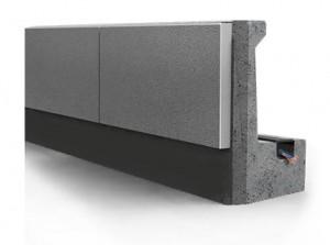 Custom made acoustic barrier