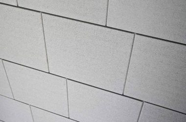 Acoustic Panel wall system.