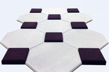 acoustic tile panel