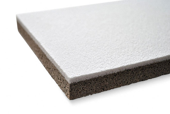 Seamless Acoustic Ceiling Acoustic Plaster Quietspray