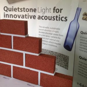 Acoustic Bricks