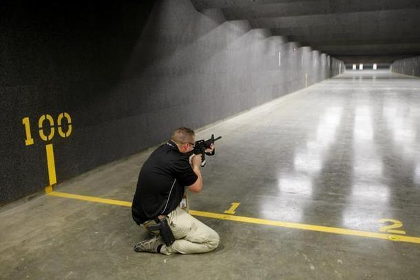 Shooting Range Acoustics Firing Range Noise Control
