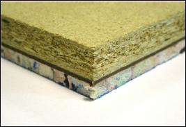 QFloor Soundproof Floor Boards Quietstone Quietstone - Soundproof floor boards