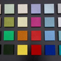 acoustic tile colour selection