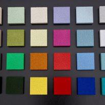 acoustic tile colour selection