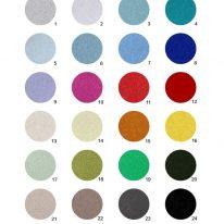 acoustic tiles colours