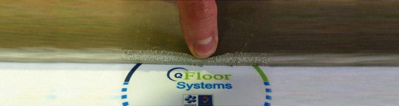 Qlay Sound Insulating Flooring Solution Quietstone