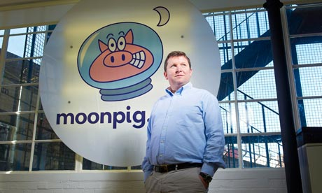 Moonpig offices