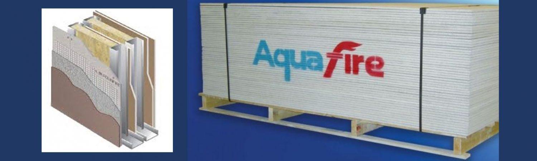 Fire Board - Aqua fire