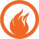 Non-combustible fire board