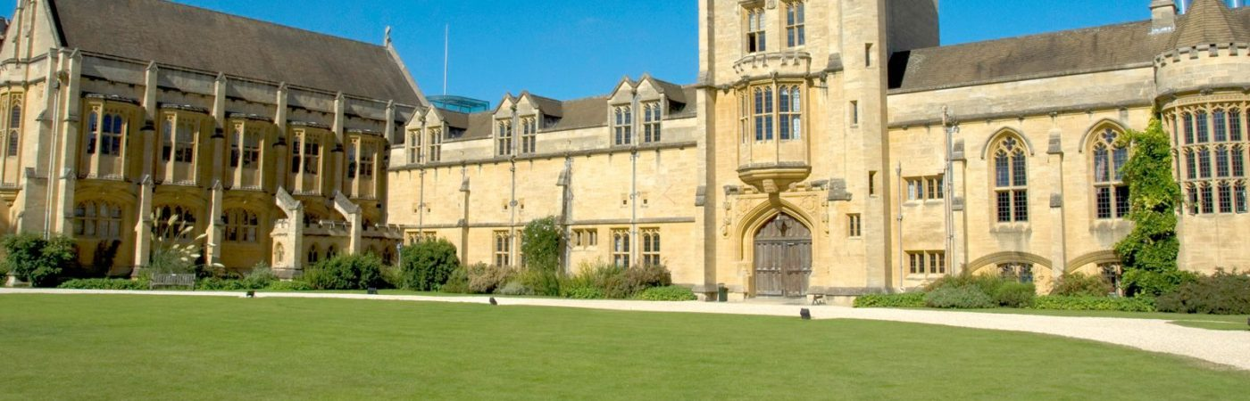Acoustic Plaster in Mansfield-College