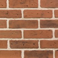 Brick slip Tile - Antique Red