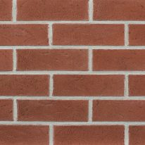 Brick slip Panel : Clay Red
