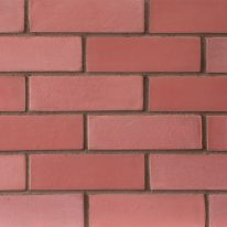 Brick slip Panel : Fuschia bricks