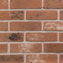 Brick slip Panel : Reclaimed Red