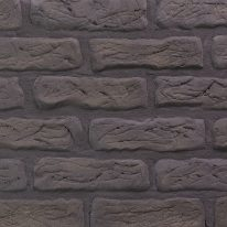 Brick slip Panel : Ruskin-Dark