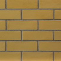 Brick slip Panel : Yellow bricks