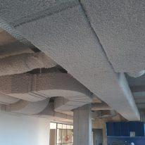 Open Plan Office Acoustic Ceiling